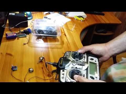 Graupner MX12 test