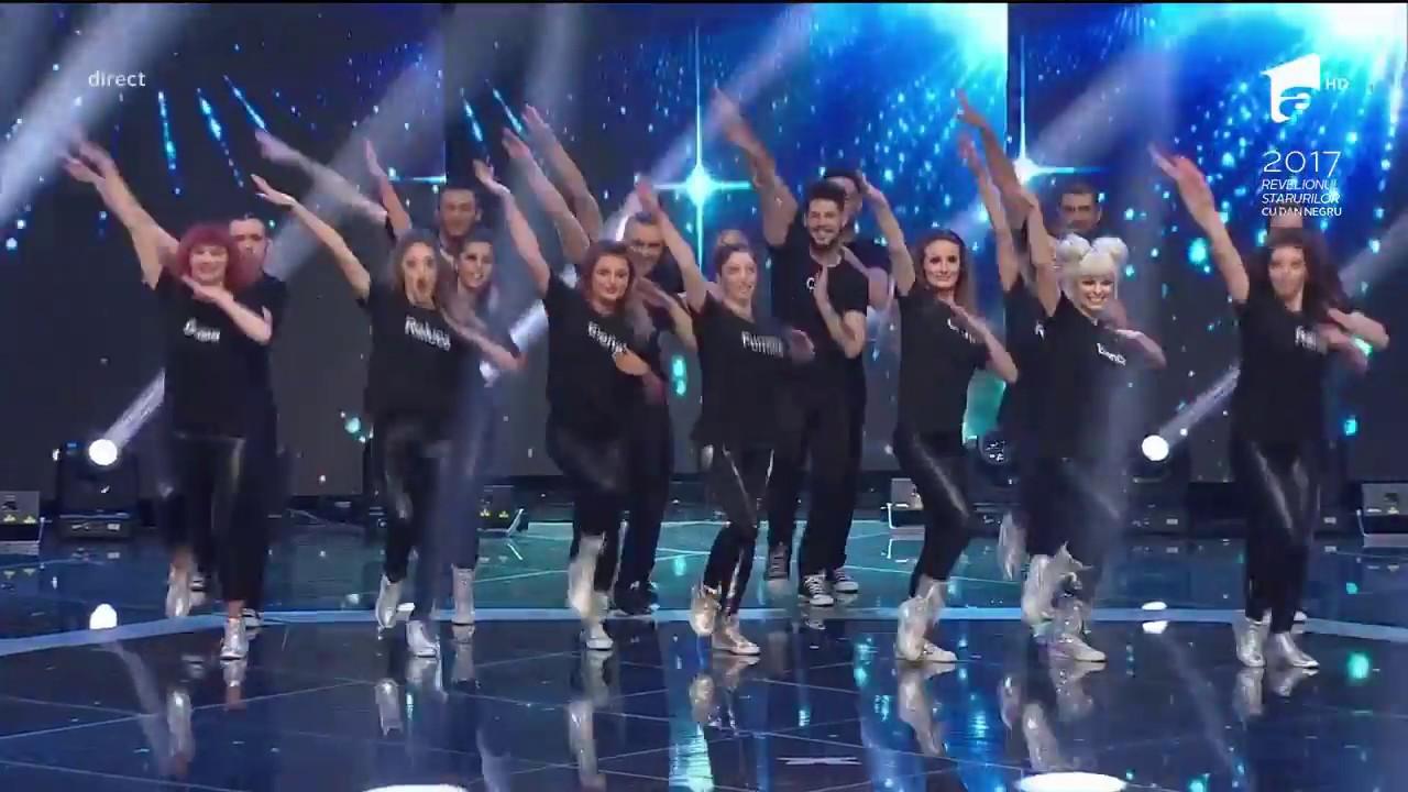 FurniX Team, baletul X Factor, moment special în marea finală