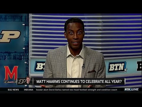 Matt Haarms Celebrations