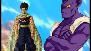 Beerus Father Trains the First Saiyan God in Dragon Ball Infinity