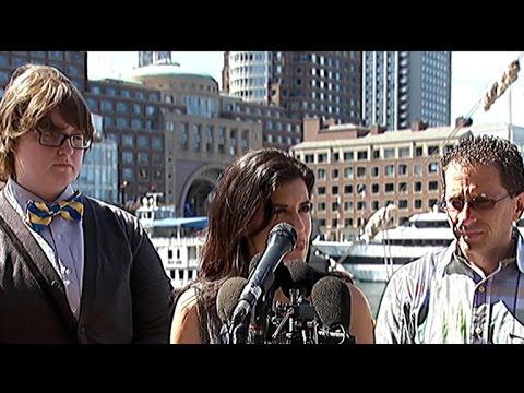 Victims of Boston Marathon bombing speak after sentencing