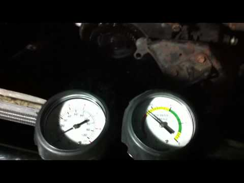 Leakdown Test of a 2000 Chevy S10 with a 2.2l