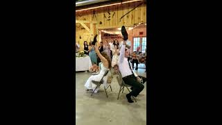 Thomas & Cassidy wedding