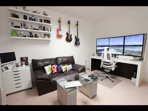 Ultimate Room Tour - My Setup v6 [4K]