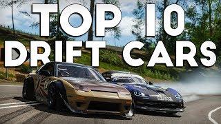 Forza Horizon 4 - Top 10 Best Drift Cars