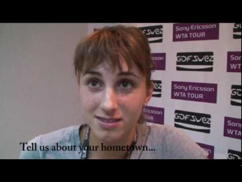 Getting to Know...Petra Martic