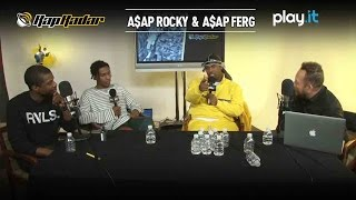 A$AP Rocky on Casanova Looking Out For Him In Prison - Rap Radar