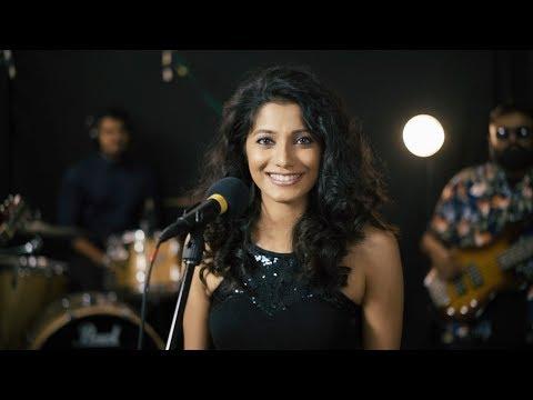 Download Lagu  Tareefan - Qaran & Badshah | Girls Like You - Maroon 5 | Cover by Neethusha Mp3 Free