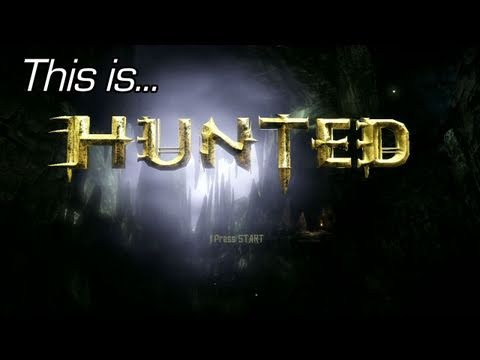 This is... Hunted: Demon's Forge