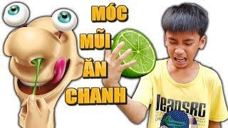 Tony | Trò Chơi Móc Mũi Ăn Chanh - Gooey Louis