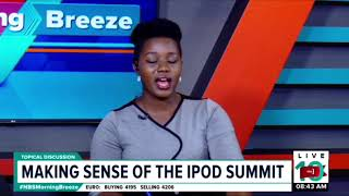 Topical Discussion: Making sense of the IPOD Summit