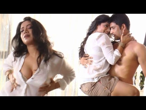 Hot Actress Bedroom Romance Song