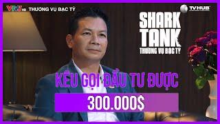 Shark Tank Việt Nam Tập 1| Kỷ Lục Startup Nhận Số Tiền Đầu Tư Gấp 6 Lần Số Tiền Mong Muốn | Mùa 2
