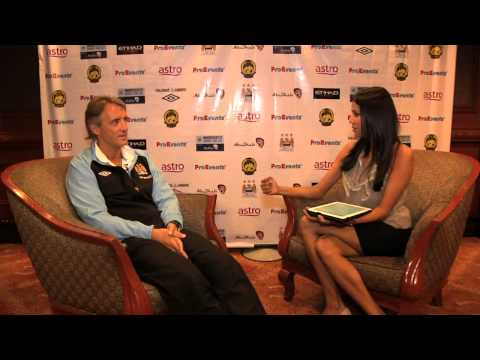 Stadium Unplugged Season 2 with Roberto Mancini (Part 1)