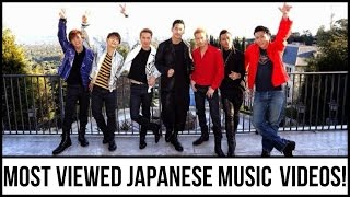 Download Lagu The Top 50 Most Viewed J-POP and J-Rock Music Videos! {As Of September 2016) Gratis STAFABAND