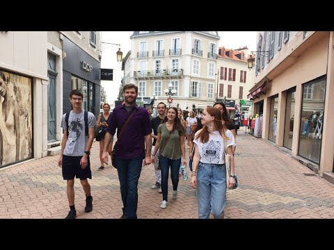 Study Abroad in Pau, France - USAC Study Abroad Program