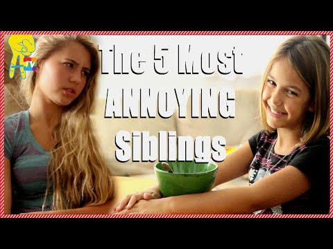 Lia Marie Johnson and the 5 Most Annoying Siblings