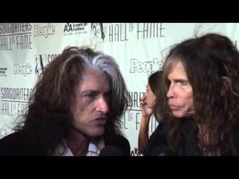 Steven Tyler, Joe Perry on Award, Tour, 'Idol'