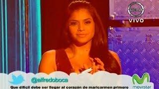 Yo Soy: Los 'tuits' Que Pusieron En Aprietos A Maricarmen Marín