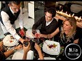 Drunk People in Restaurant with live violin music sound effect MP3