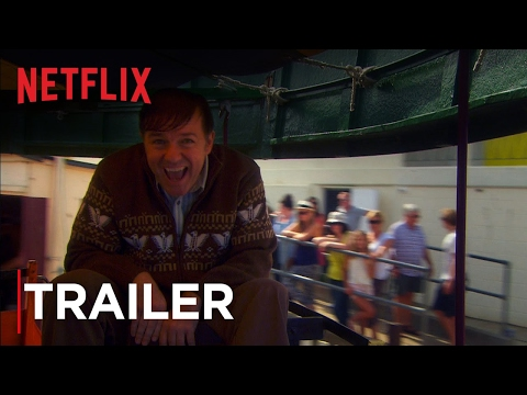 Derek - A Netflix Original Series - Full Trailer