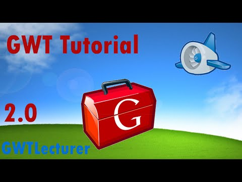 GWT Tutorial 2.0 - Remote Procedure Calls (RPC) with GWT