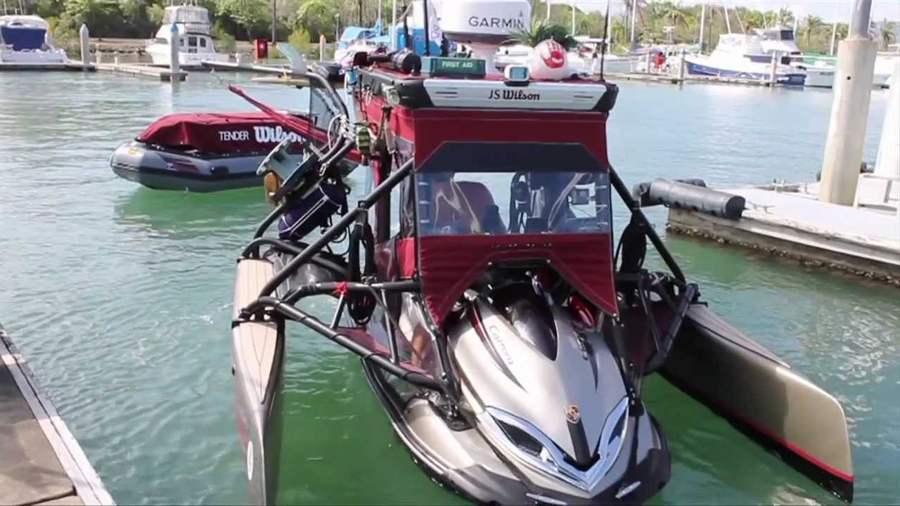 2 PERSON JET SKI FISHING BOATS FOR SALE
