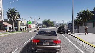 GTA 5 NaturalVision Graphics Mod (GTA 6 Graphics)