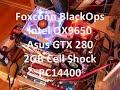 Foxconn BlackOps - Overclocking