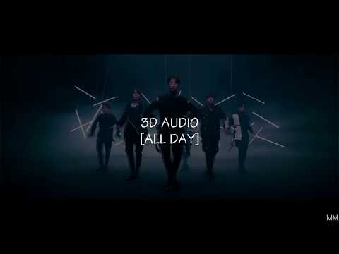 [3D AUDIO] 더유닛(THE UNIT) - ALL DAY