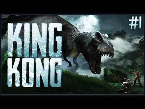 King Kong   #1   Welcome. To Skull Island.