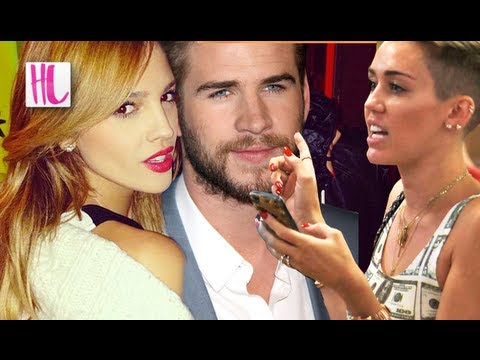 Miley Cyrus Freaking Over Liam Hemsworth New Girlfriend Eiza Gonzalez video