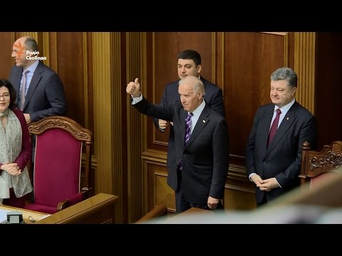 Joe Biden Landmark Speech in the Ukrainian Parliament – Main Points (ENG)