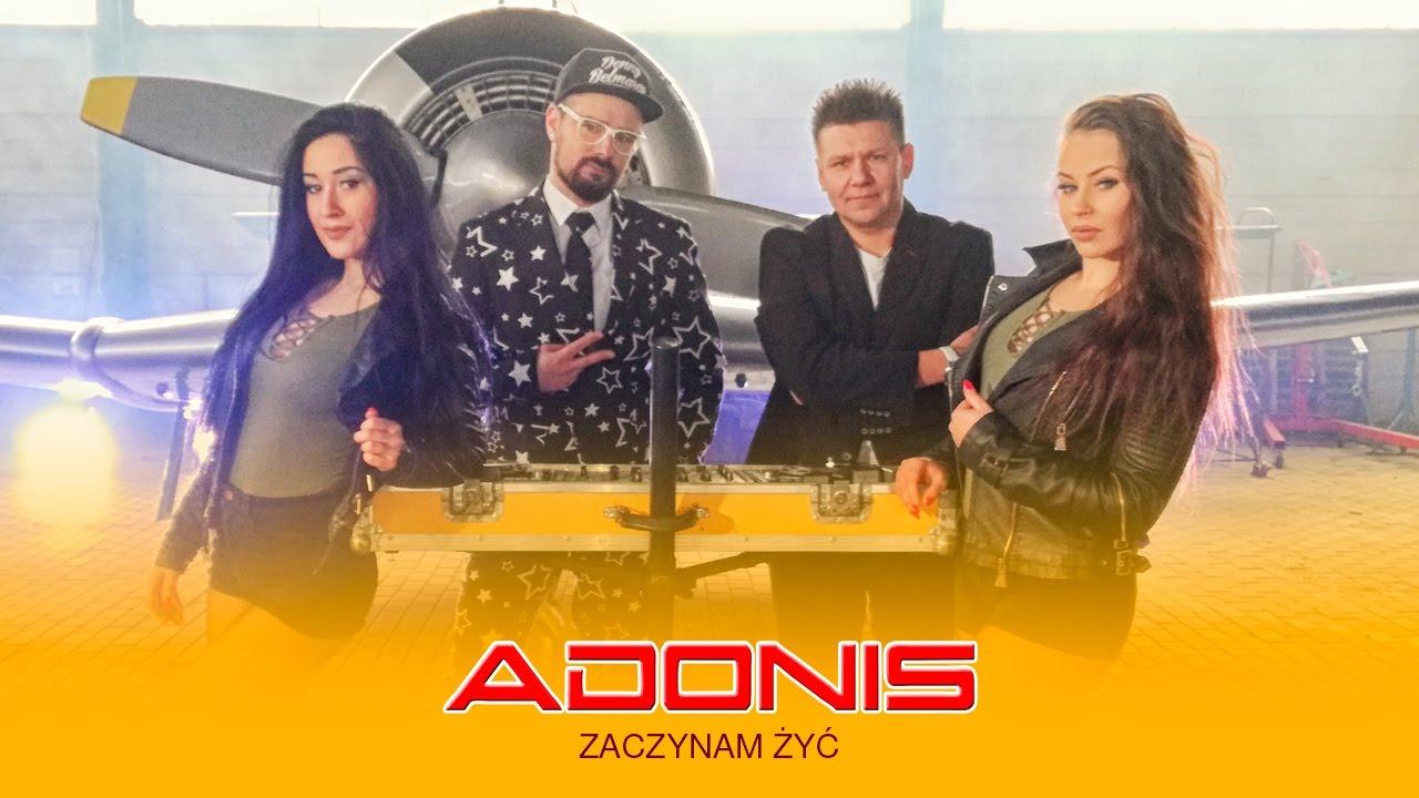 Adonis - Zaczynam żyć (Official Video)