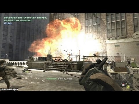 Modern Warfare 3 'Playthrough PART 1
