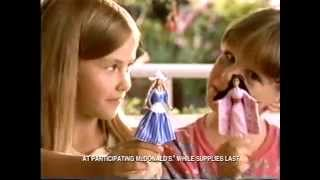 Caitlin Wachs Happy Meal ad 1996