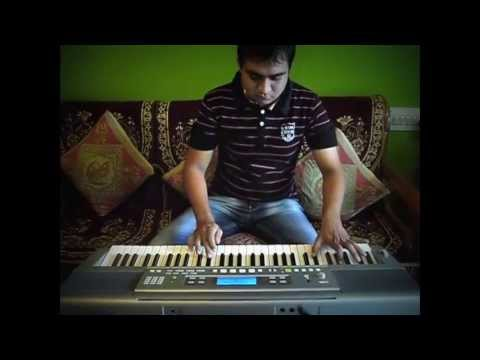 Jeena Yahan Marna Yaha......Instrumental on keyboard