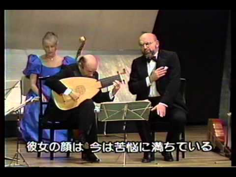 I Saw My Lady Weeping by Robert Tear and Julian Bream