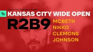 2019 KCWO | R2B9 | McBeth, Locastro, Clemons, Johnson
