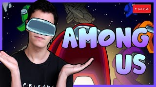 🔴 Live de AMONG US com INSCRITOS! | Hop TV