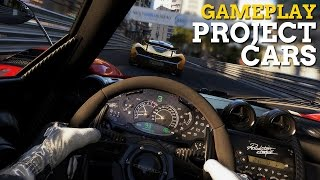 Gameplay de Project CARS en PS4