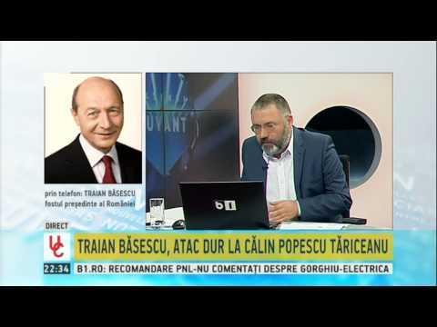 Traian Basescu, despre cazul Sova