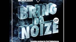 Bring Da Noize - Stabfinger remix - Modulizer - No Sense of Place Records