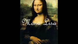 Mona Lisa By Nat King Cole W