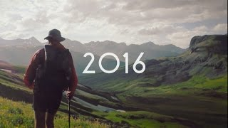 2016: A Year Of Adventure