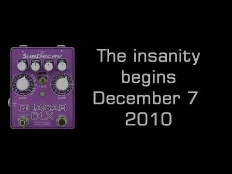 Subdecay Quasar DLX - Deluxe Phaser.