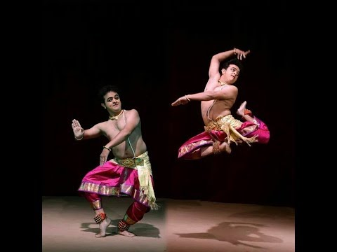 Shiva Tandava (bharatanatyam Duet) By Ananth Vikram!! video