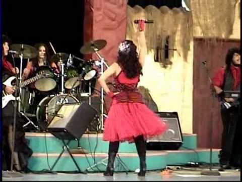 Walk Like a Zombie live Jennifer Espinoza Holloween