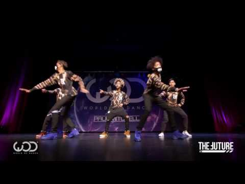 World Of Dance - Chicago 2016 [ The Future Kingz feat Ayo and Teo ]