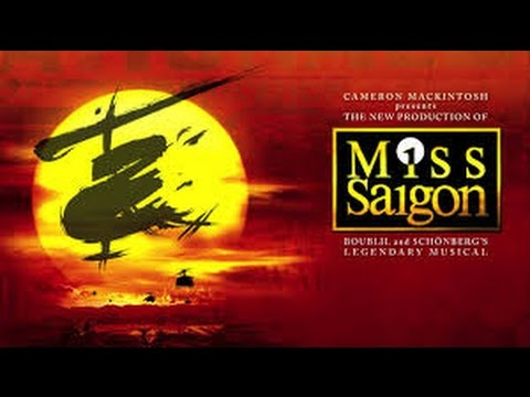 25th Anniversary Miss Saigon Review 2014